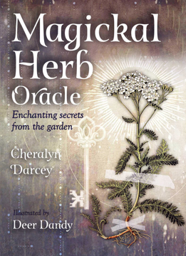 Bild på Magickal Herb Oracle : Secret Nature Magick