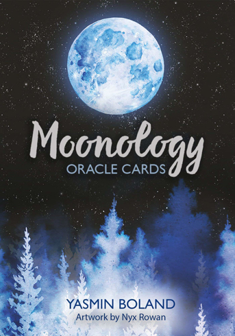 Bild på Moonology Oracle Cards