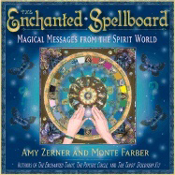 "Bild på Enchanted Spellboard: Magical Messages From The Spirit World (Includes 32-Page Booklet, 18"" X 18"" Ga"