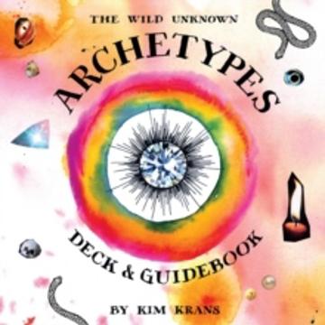 Bild på Wild Unknown Archetypes Deck and Guidebook