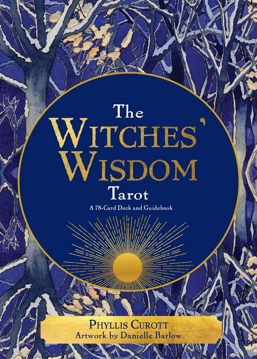 Bild på The Witches' Wisdom Tarot