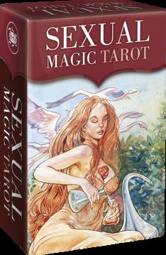 Bild på Mini Tarot - Sexual Magic