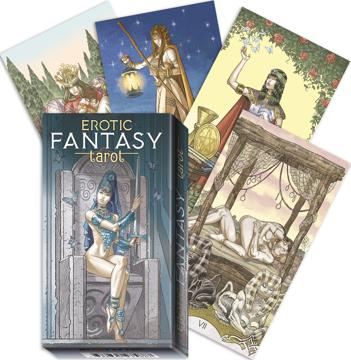 Bild på Erotic Fantasy Tarot