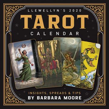 Bild på Llewellyn's 2020 Tarot Calendar: Insights, Spreads & Tips