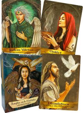 Änglar och Förfäder Orakelkort