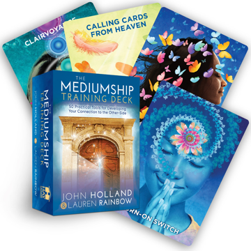 Bild på The Mediumship Training Deck