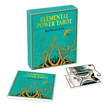 Bild på Elemental Power Tarot