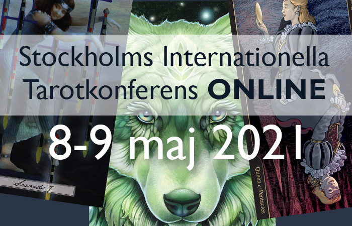 Stockholms Internationella Tarotkonferens 8-9 maj 2021