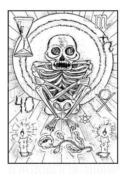 Bild på Engraved Death