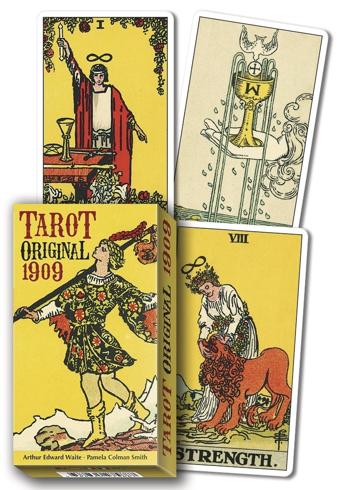 Bild på Tarot: Original 1909