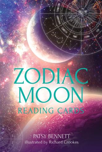Bild på Zodiac Moon Reading Cards