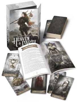 Bild på Heaven&Earth Tarot Kit