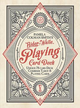 Bild på Rider-Waite Playing Card Deck