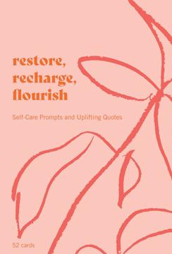 Bild på Restore, Recharge, Flourish: 52 Cards--Sel